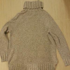 Patagonia Sweaters - Patagonia grey turtleneck sweater